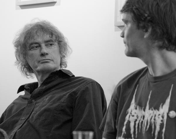 Gergelijzer live (Cor Gout & Robert Kroos) Dwalen langs woord en beeld