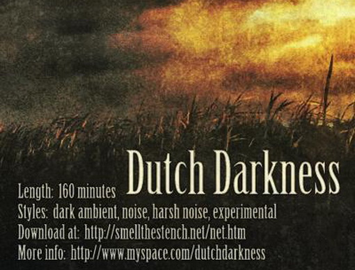 Various / Dutch Darkness (Smell the Stench net 504)