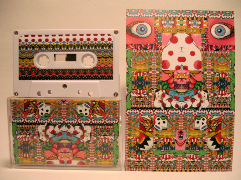 Recyclebull / HQ C60 cassette (Sanity Muffin SM12)