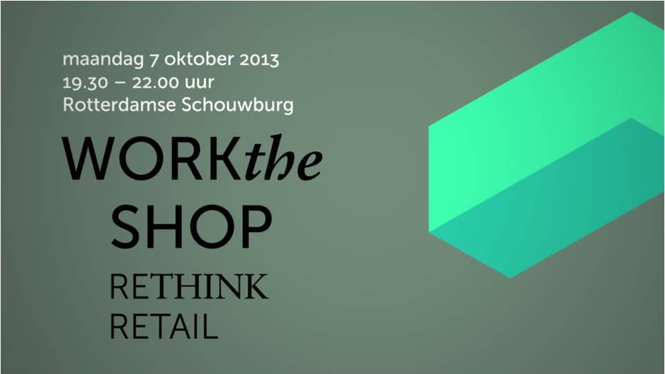 Music & Sound for Work the Shop ::: Rethink Retail