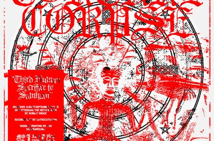 Torture Corpse / Third Human Sacrifice to Samhain (Auris Apothecary AAX-123)