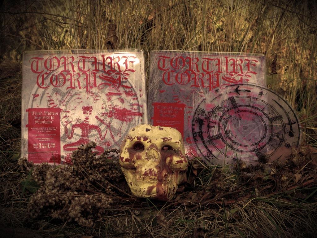 Torture Corpse - Third Human Sacrifice to Samhain
