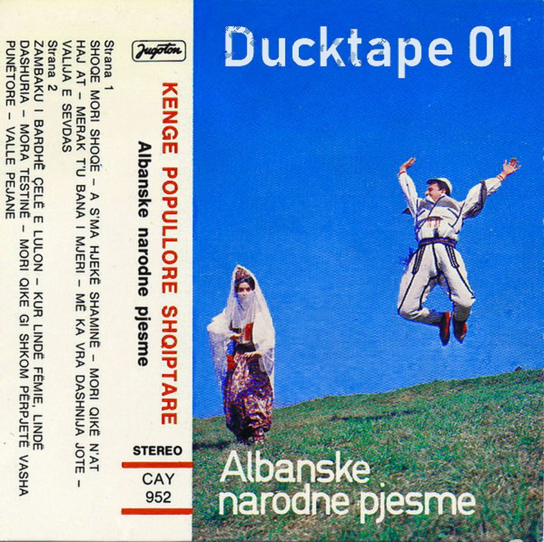 Ducktapes – Far out and Beyond Obvious Music from Lesser Known Corners of our World.