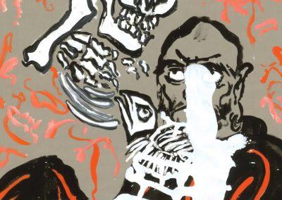 Monk/Kroos/Monk: Evening Noise, De Nieuwe Ruimte