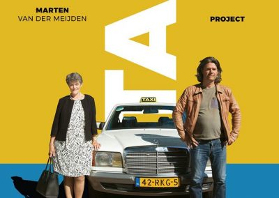 Sound -design -edit mix for TAXI (48 hours film project Rotterdam 2019)
