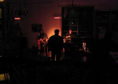 Gergelijzer (Cor Gout & Robert Kroos) – Proust & Pop poetry evening