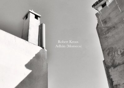 Robert Kroos – Adhãn  / Green Field Recordings (GFR 122)