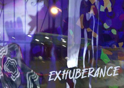 EXHUBERANCE a collaboration by CACtTUS x RAAR (Rotterdam Art And Radio)