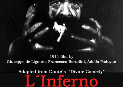 L'INFERNO with live music by Rotterdam Kinematic Ensemble