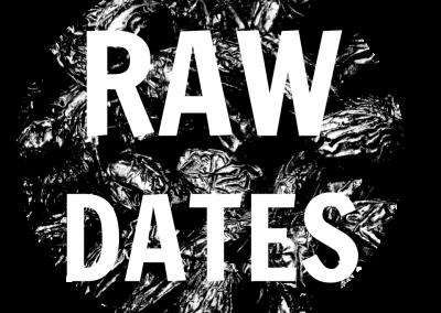 Raw Dates #5 interdisciplinary improvisation series