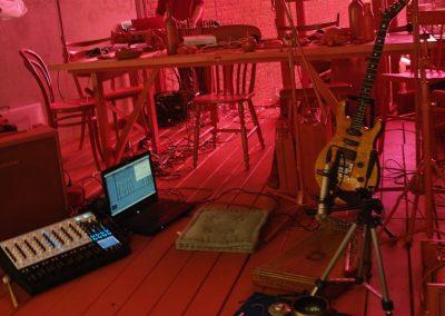 RADIO ROOD live performance and talk  Boymans Museum with Moritz Ebinger