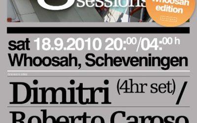 GEM Sessions Dimitri & Roberto Caroso @ WHOOSAH