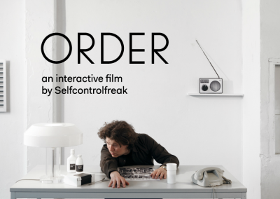 Complete Sound Design for Order – an interactive film by Selfcontrolfreak